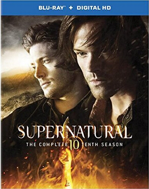 Supernatural: The Complete Tenth Season [Blu-Ray]