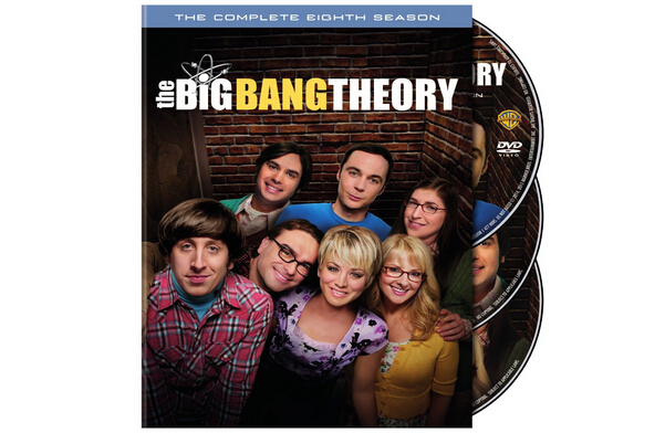 The Big Bang Theory Season 8-1