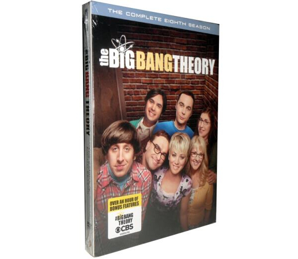 The Big Bang Theory Season 8-3