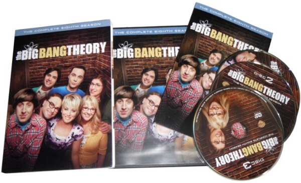 The Big Bang Theory Season 8-5