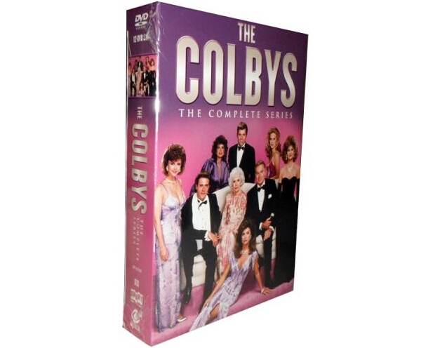 The Colbys The Complete Series-3