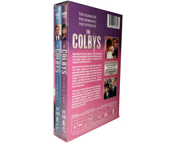 The Colbys The Complete Series-4