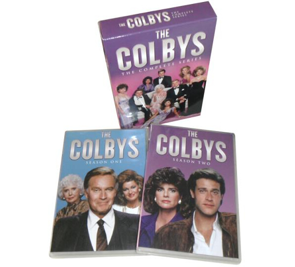 The Colbys The Complete Series-5