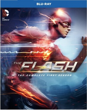 The Flash: Season 1 (Blu-ray)