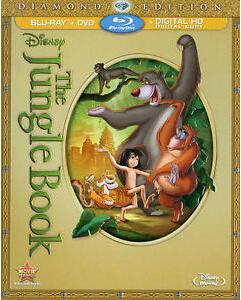 The Jungle Book: Blu-ray / DVD