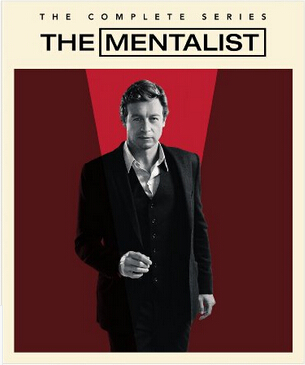 The Mentalist Complete Series Box Set (Seasons 1-7)