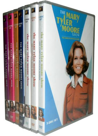 The Mary Tyler Moore Seasons Show: Complete Series