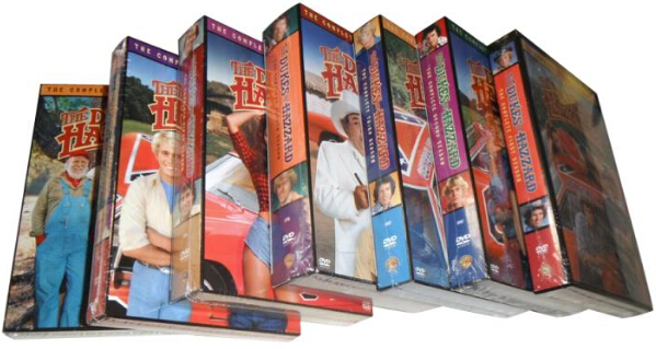 The Dukes of Hazzard The Complete TV Series-2
