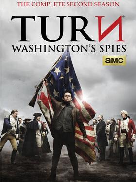 Turn: Washington's Spies – Season 2