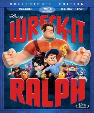 Wreck-It Ralph [Blu-ray]
