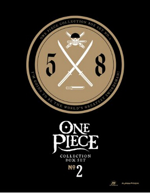 One Piece: Collection Box set – No. 2