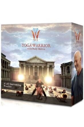Yoga Warrior 365 with Rudy Mettia