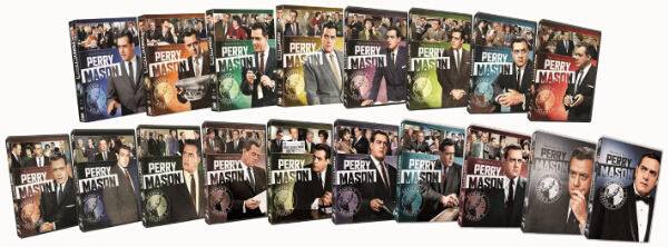 Perry Mason Complete Series Pack-1