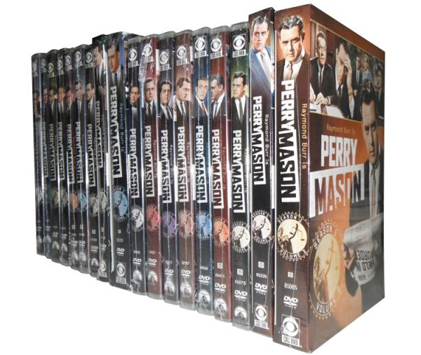 Perry Mason Complete Series Pack-2