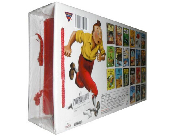 The Adventures of Tintin Complete Collection-2