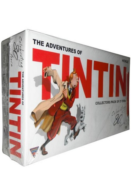 The Adventures of Tintin: Complete Collection