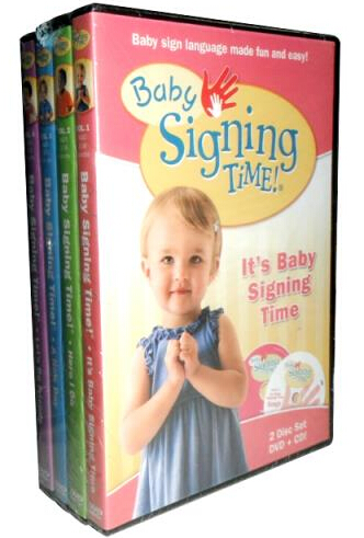 Baby Signing Time Collection
