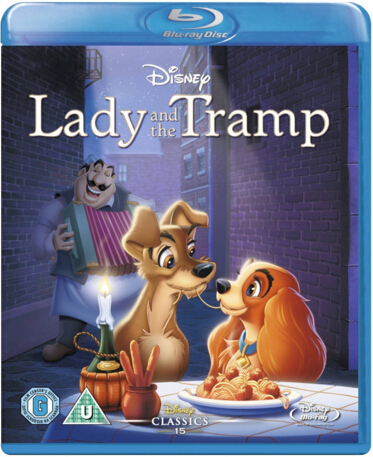 Lady and the Tramp [Blu-ray]