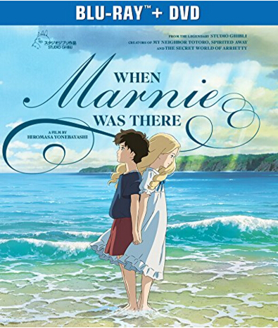 When Marnie Was There (Blu-ray)