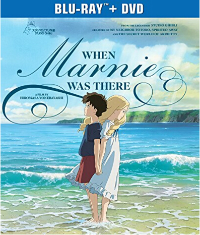 When Marnie Was There [Blu-ray]