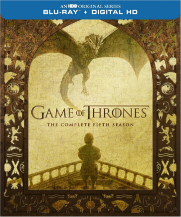 Game of Thrones: Season 5 [Blu-ray]