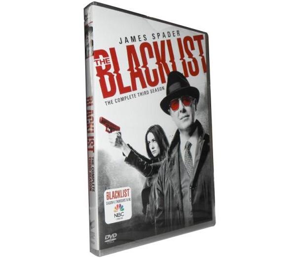 The Blacklist Season 3-2