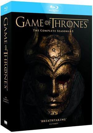 Game of Thrones: Season 1-5 [Blu-ray]