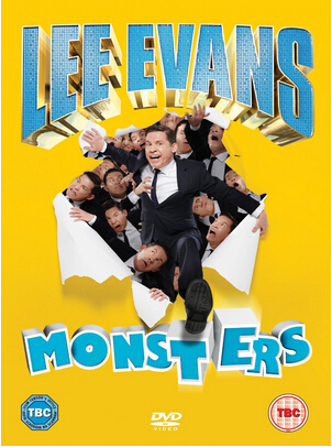 Lee Evans – Monsters