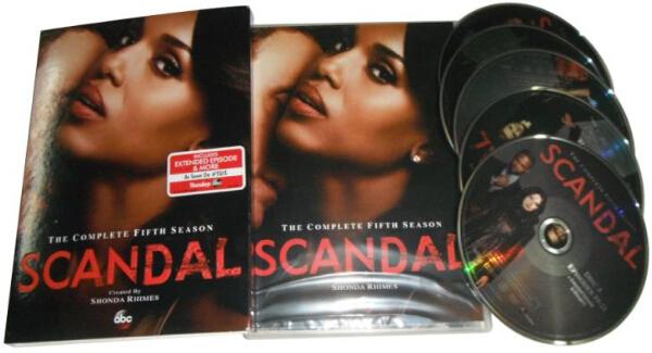 Scandal Season 5-4