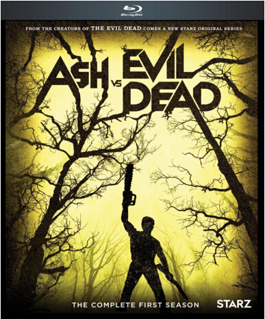 Ash vs Evil Dead: Season 1 [Blu-ray]