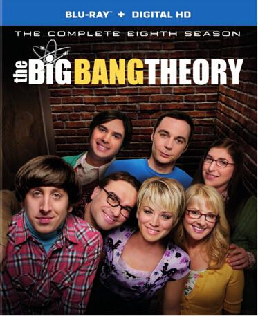 Big Bang Theory: Season 8 [Blu-ray]
