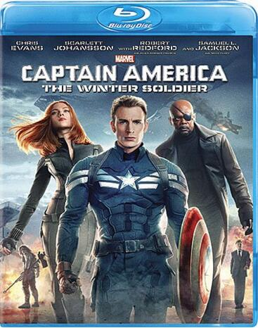 Captain American: The Winter Soldier [Blu-ray]
