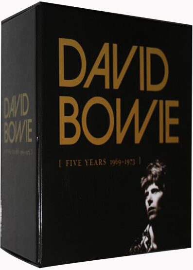 David Bowie: Five years 1969-1973