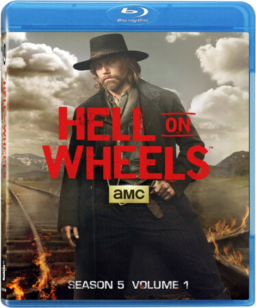 Hell on Wheels: Season 5, Volume 1 [Blu-ray]