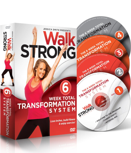 Jessica Smith – Walk Strong 6 week
