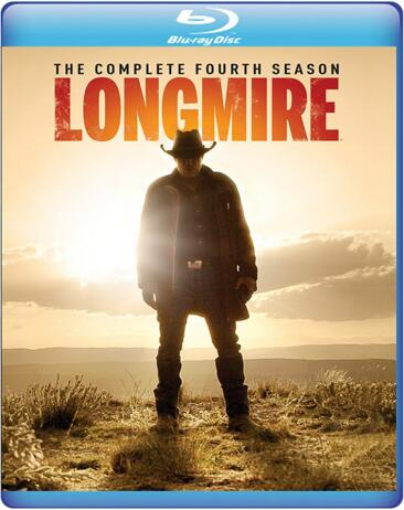 Longmire:  Season 4 [Blu-ray]