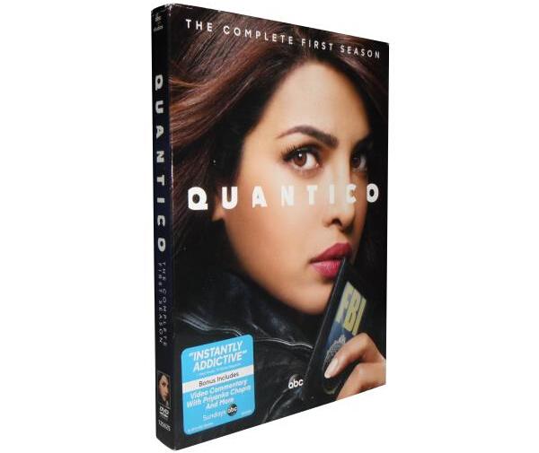 Quantico Season 1-2