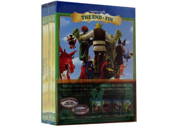 Shrek The Whole Story blu-ray-3