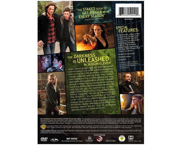 Supernatural Season 11-2