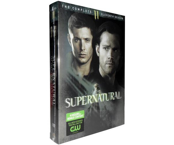 Supernatural Season 11-3