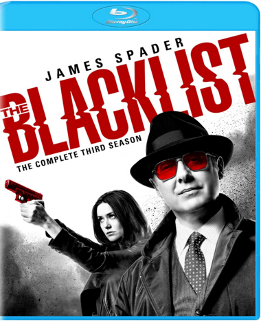 The Blacklist: Season 3 [Blu-ray]
