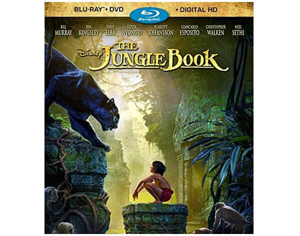 The Jungle Book blu-ray-1