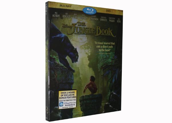 The Jungle Book blu-ray-2
