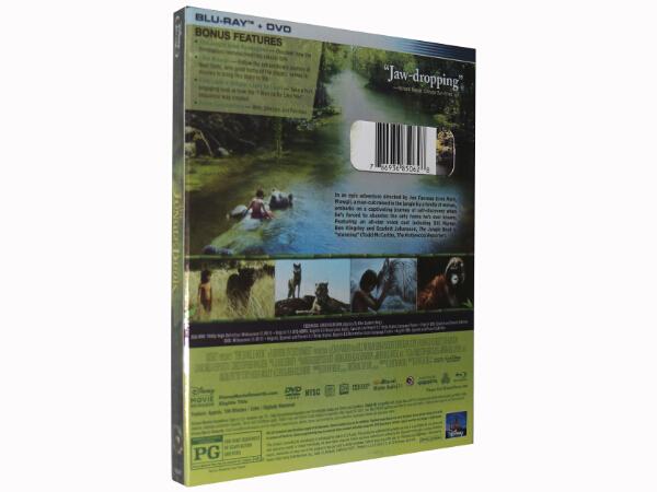 The Jungle Book blu-ray-3