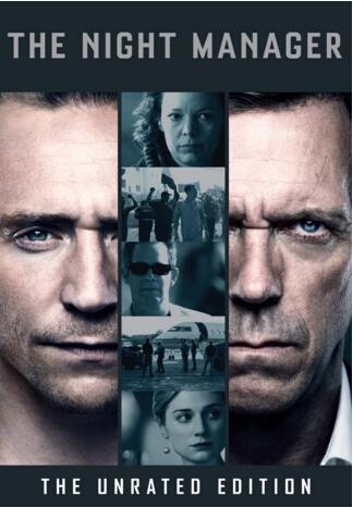 The Night Manager: Season 01 [Blu-ray]