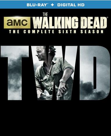 The Walking Dead: Season 6 [Blu-ray]