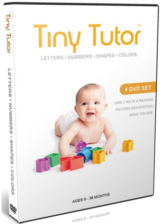 Tiny Tutor: Letters, Numbers, Shapes Colors-