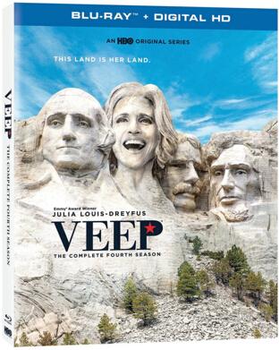 Veep: Season 4 [Blu-ray]