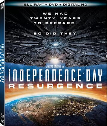 Independence Day Resurgence [Blu-ray]