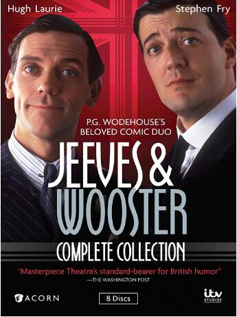 Jeeves & Wooster: Complete Collection